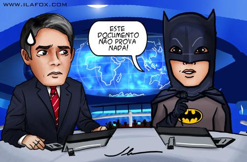 Bátima, Batman, Feira da fruta, Bátima Jornal nacional, Busca Bizarra, by ila fox