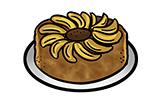 desenho, relacionamento e bolos, que bolo é o seu relacionamento?, bolo de banana, bolo