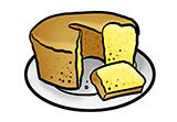 desenho, relacionamento e bolos, que bolo é o seu relacionamento?, bolo fubá, bolo