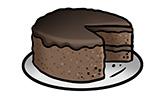 relacionamento e bolos, que bolo é o seu relacionamento?, bolo macio, bolo de chocolate, bolo