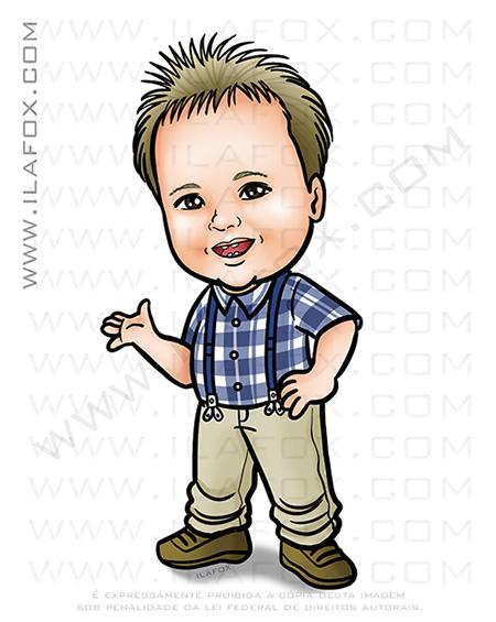 caricatura divertida, caricatura infantil, caricatura roça, caricatura fazendinha, caricatura bebê, by ila fox
