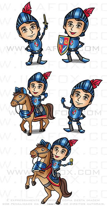 caricatura infantil, caricatura desenho, caricatura personalizada, caricatura divertida, Mike o Cavaleiro, Mike, the Knight, by ila fox