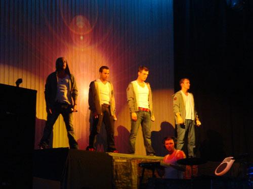 Backstreet Boys em Belo Horizonte, retrospectiva 2011, ila fox