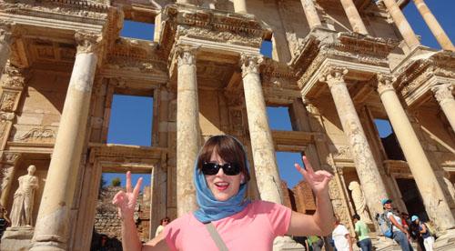 viagem de férias, viagem, Grécia, Atenas, Delfos, Santorini, Efeso, Pamukkale, Capadócia, Istambul