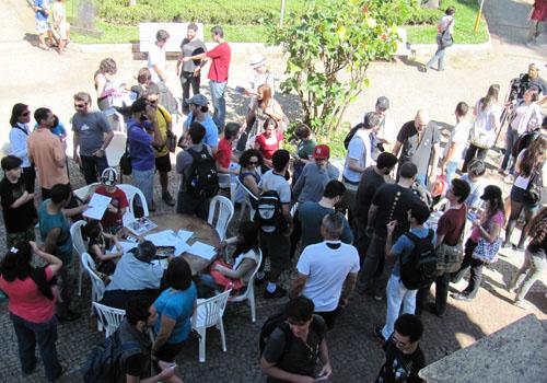 Flashmob HQ Belo Horizonte, Coreto, Parque Municipal, lançamento Pandemônio, fotos by ila fox