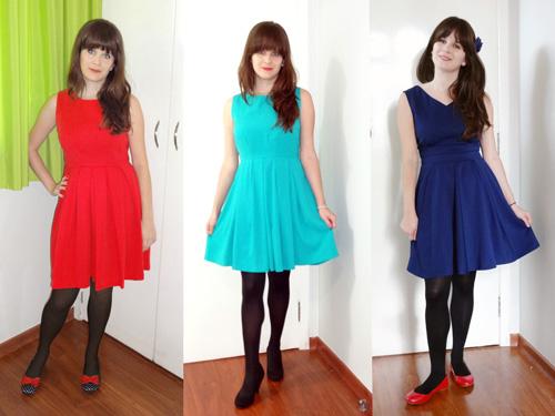 retrospetciva 2013, ila fox, fotografias, vestidos, modcloth