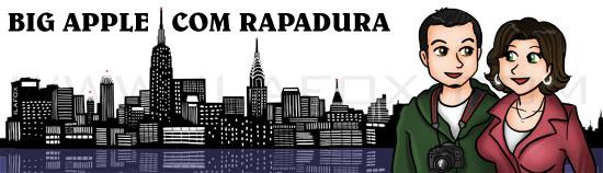 cabeçalho do blog Big Apple com Rapadura, Cabeçalho personalizado para blog, headers personalizados by ila fox