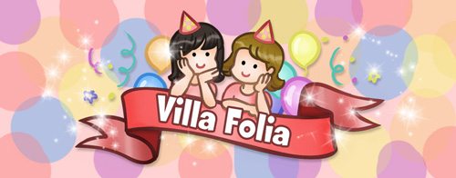 header personalizado, villa folia, by ila fox