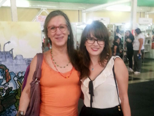 Fiq 2013, festival internacional quadrinhos, belo horizonte, Laerte, by ila fox