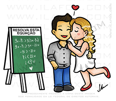 caricatura fofinha, caricatura casal, caricatura simples, caricatura beijo