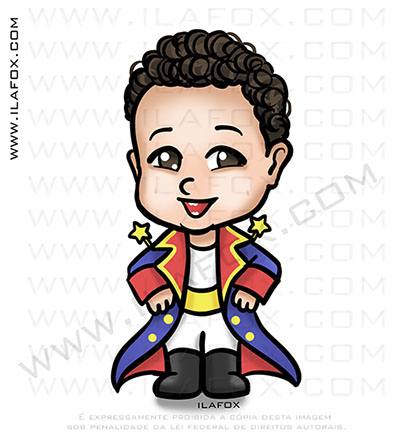 caricatura infantil, caricatura temática, caricatura divertida, caricatura pequeno principe, caricatura criança, by ila fox