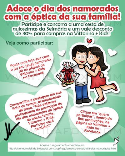 caricatura fofinha, caricatura casal namorado beijando, banner, Vittorino + Kids, ilustração by ila fox