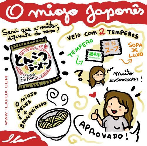 miojo japonês tonkotsu ramen
