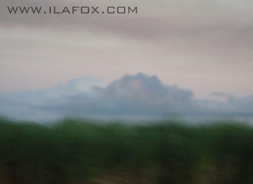 Pareidolia com nuvem, by ila fox