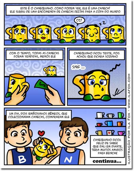Quadrinhos empresariais, dicas para ilustradores, by ila fox