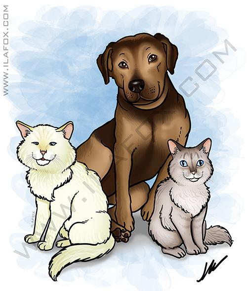 retrato animais, retrato bichinhos de estimação, presente original, homenagem bichinhos